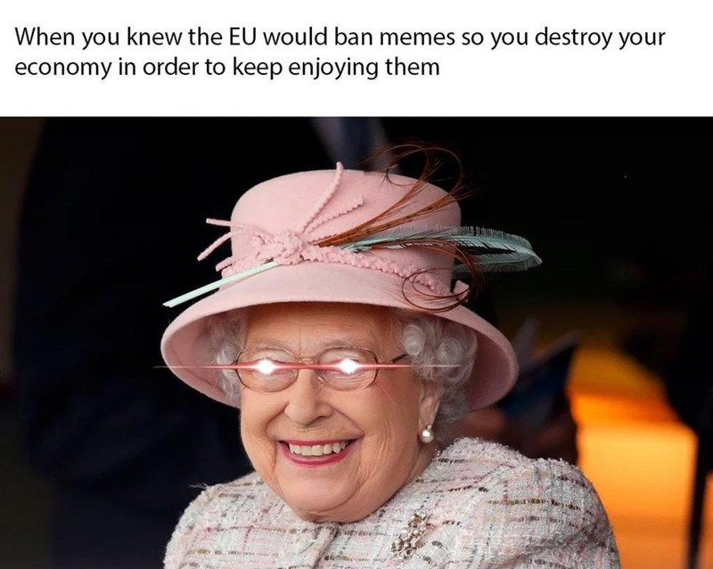Memers Are Freaking Over Proposed Eu Law That Might Ban Memes Memebase Funny Memes