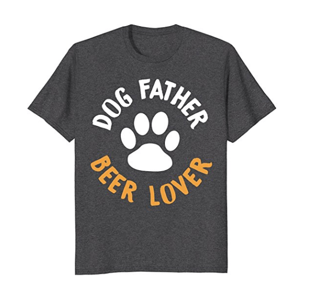 T-shirt - FATHER LOVER LOVER BEER 900