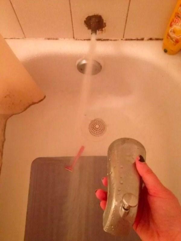Plumbing fixture - PA 3PE