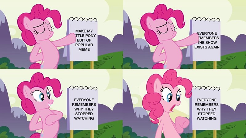 4koma My Little Brony My Little Pony Friendship Is Magic