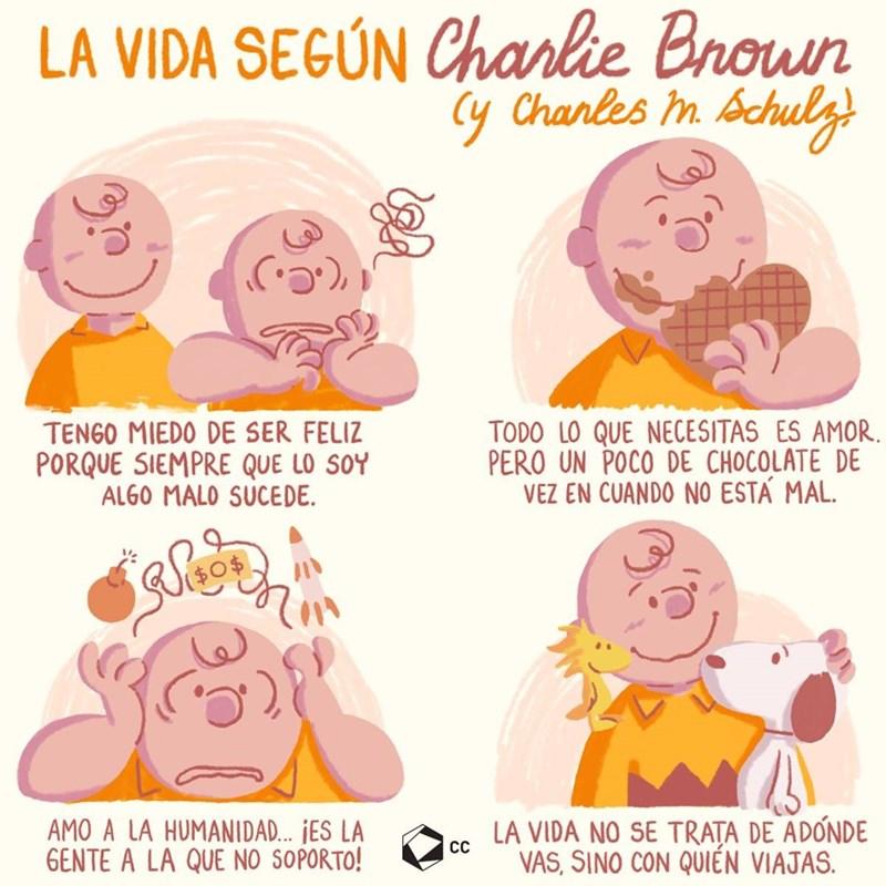 la vida segun charlie brown talenthouse