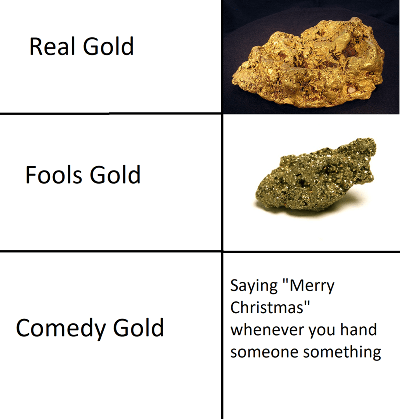 funny meme about saying merry christmas for comedy.