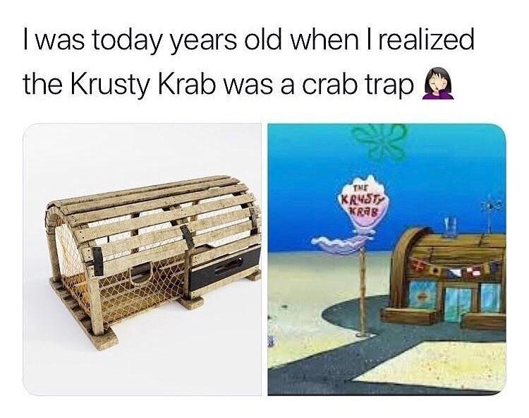 SpongeBob SquarePants TV krusty krab - 9179856128