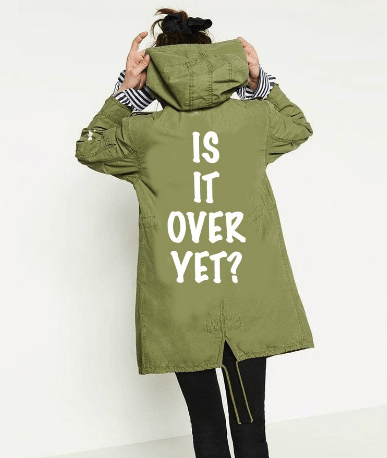 Clothing - IS IT OVER YET?