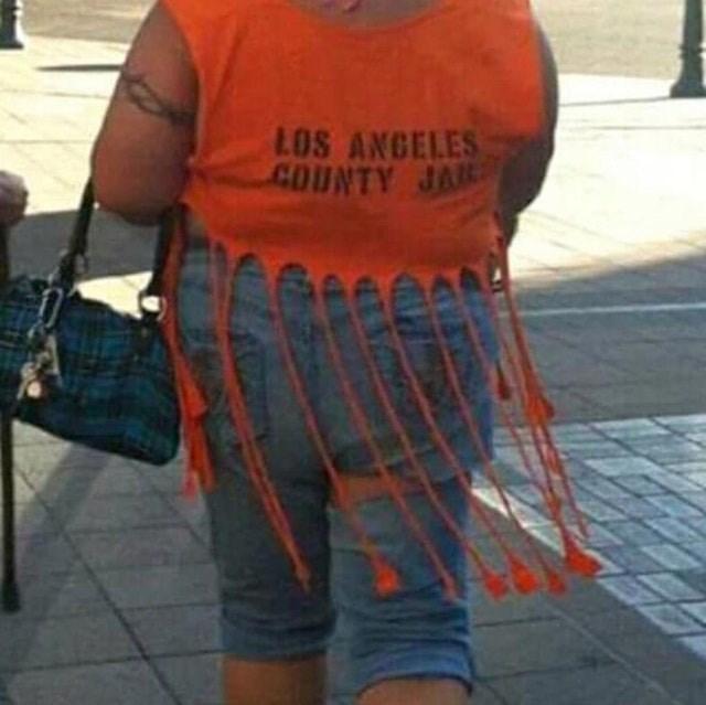 Orange - LOS ANGELES GOUNTY JA