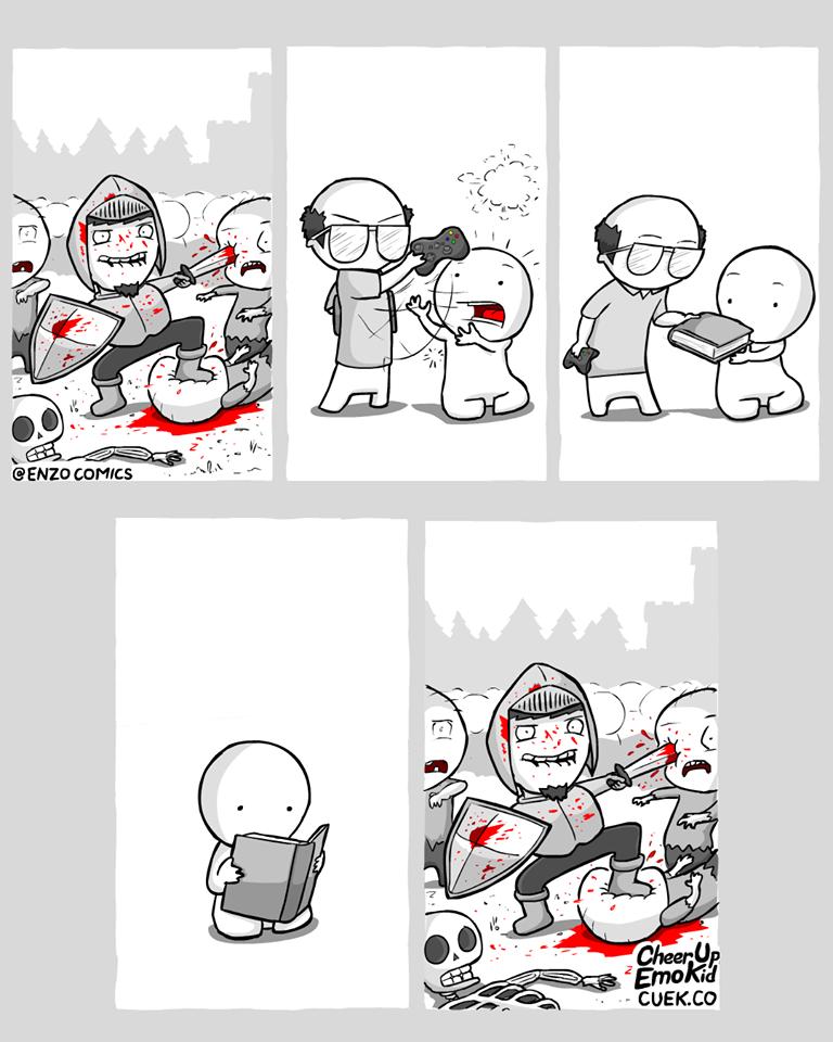 realidad supera a los videojuegos