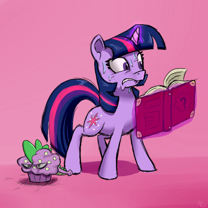 spike twilight sparkle hc0 - 9180477696