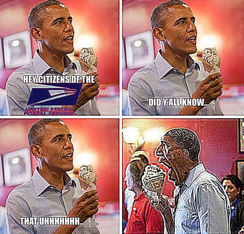 ice cream obama meme