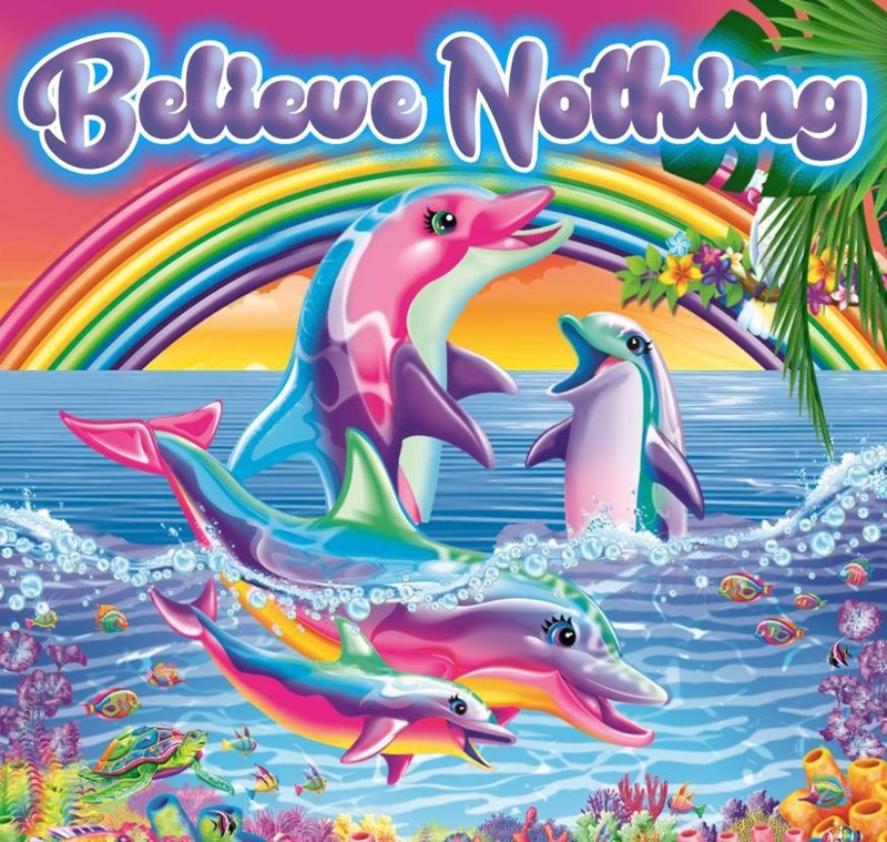 Dolphin - Believe Notking