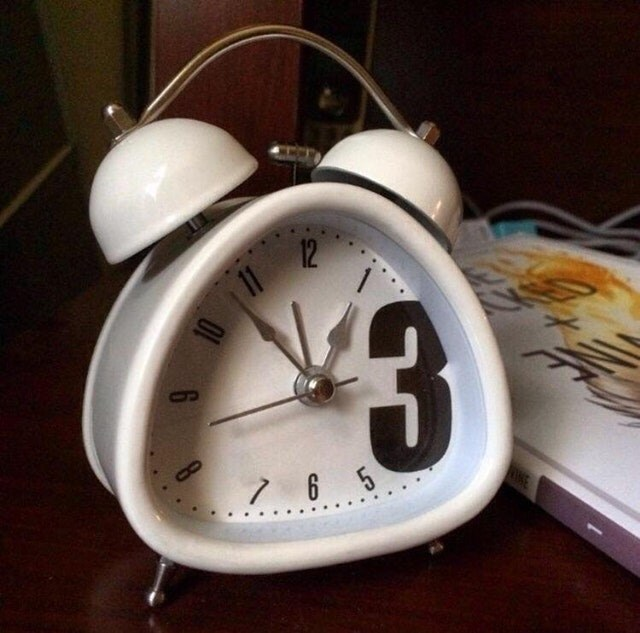Clock - 12 $3 7 6 5