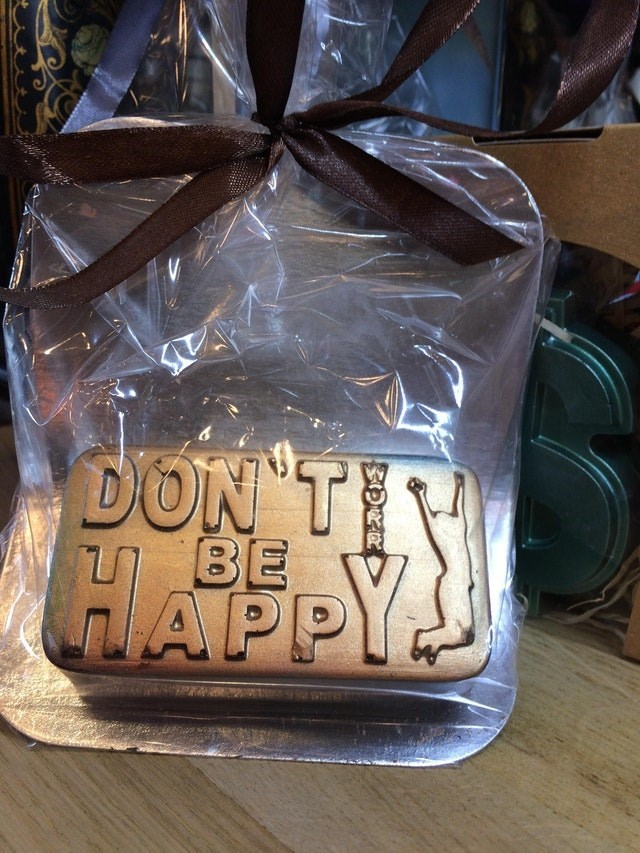 Snack - DON T BE HAPPY