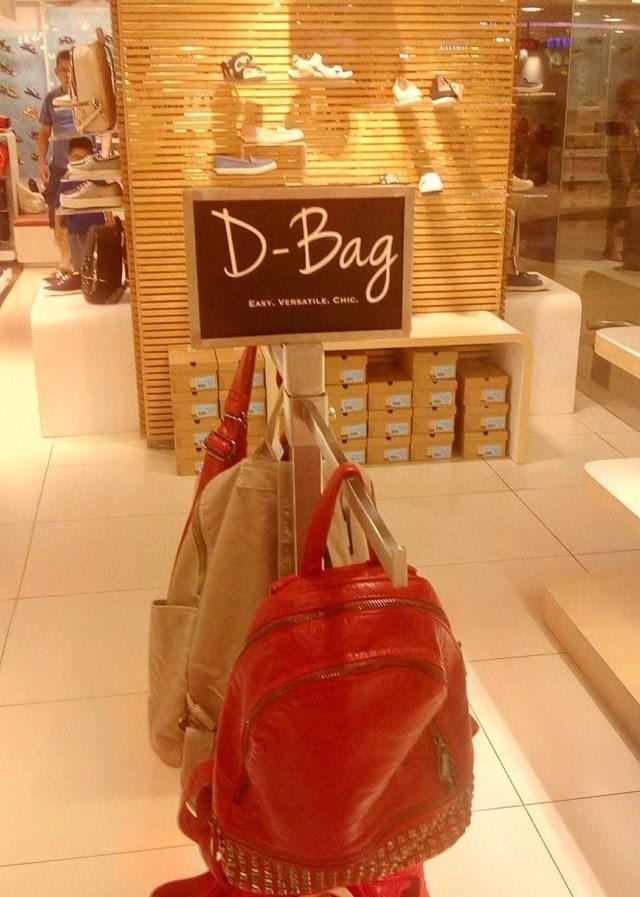 Shopping - D-Bang EASY. VERSATILE. CHIC OD