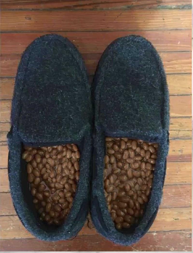 misplaced beans - Footwear