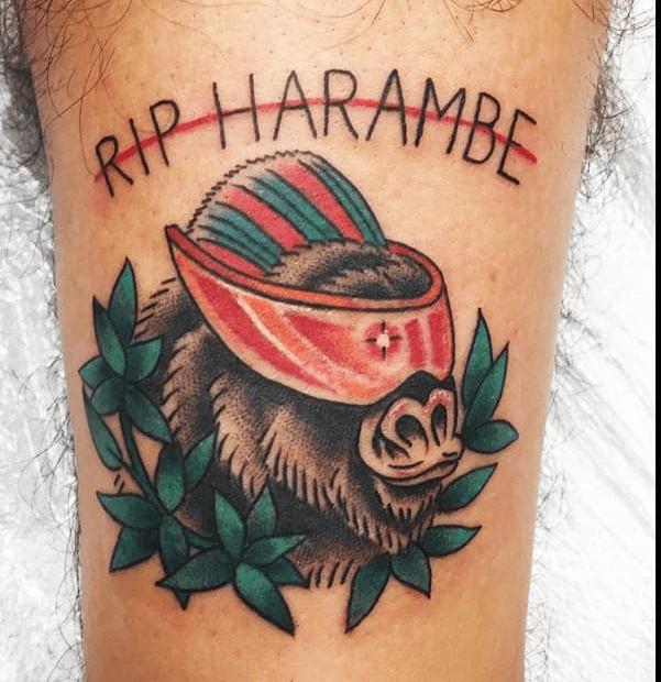 Tattoo - RIPHARAMBE