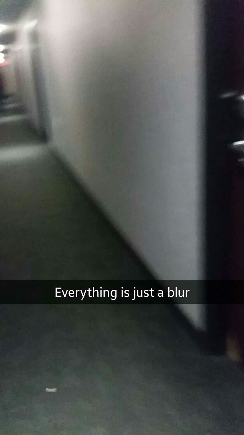 Floor - Everything is just a blur