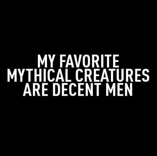 Font - MY FAVORITE MYTHICAL CREATURES ARE DECENT MEN