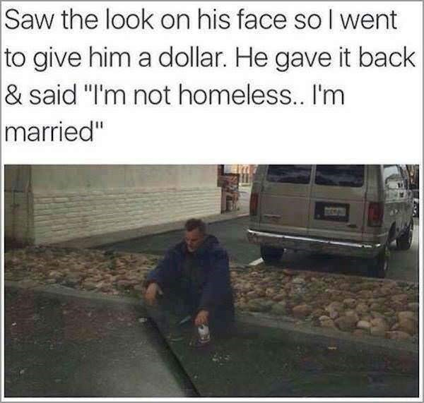 """Text - Saw the look on his face so I went 