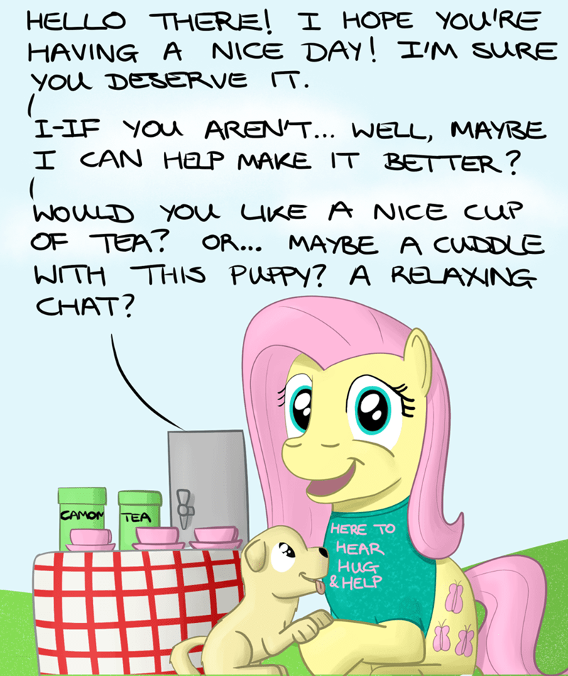 motivational fluttershy hoofclid - 9183636736