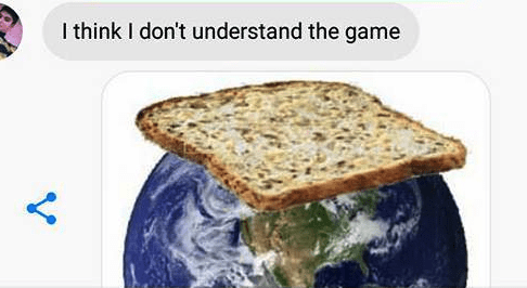 Food - I think I don't understand the game