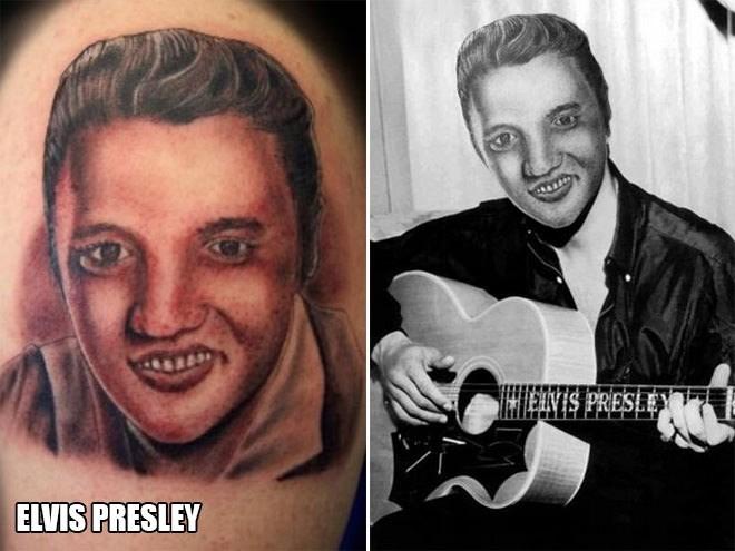 Forehead - HEVS PRESLEY ELVIS PRESLEY
