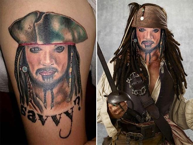 Tattoo - sav