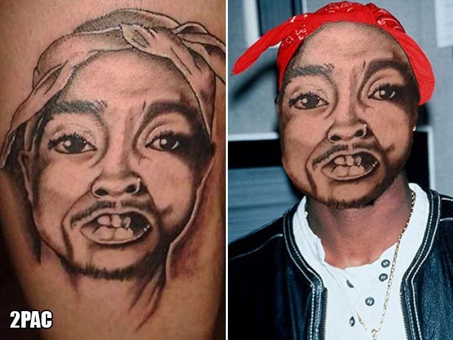 Tattoo - 2PAC