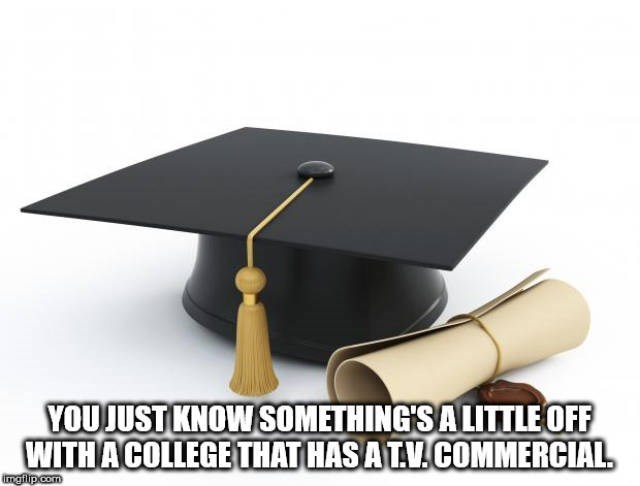 Mortarboard - YOUJUST KNOWSOMETHING'SALITTLE OFF WITH ACOLLEGE THAT HAS ATV.COMMERCIAL imgip.com