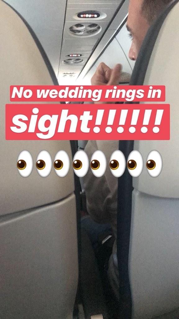 Transport - No wedding rings in sight!!!!!!