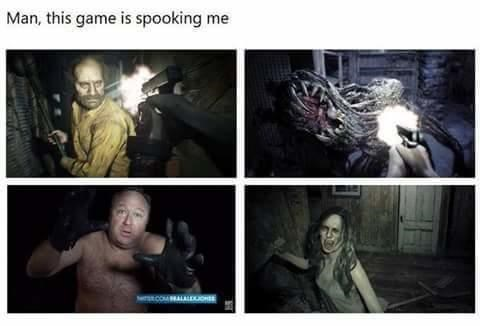 Human - Man, this game is spooking me terst COMALALEKOHEE