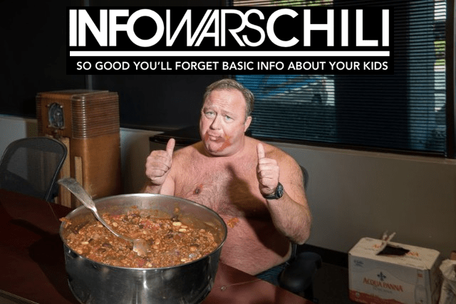 Dish - INFOMARSCHILI sO GOOD YOU'LL FORGET BASIC INFO ABOUT YOUR KIDS ACUA PANNA