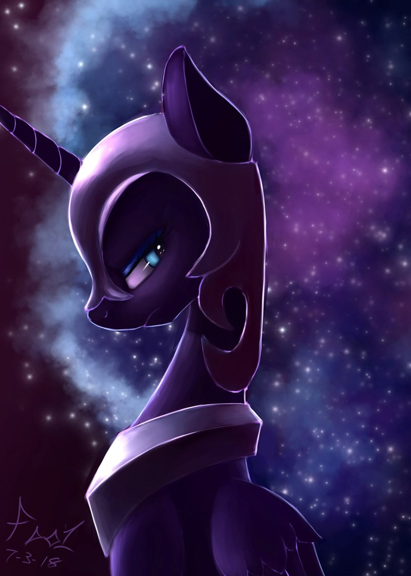 nightmare moon princess luna foughtdragon01 - 9186874112