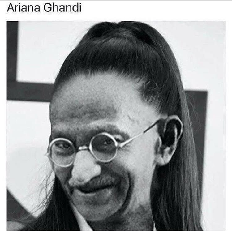 Hair - Ariana Ghandi