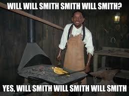Photo caption - WILL WILL SMITH SMITH WILL SMITH? YES, WILL SMITH WILL SMITH WILL SMITH