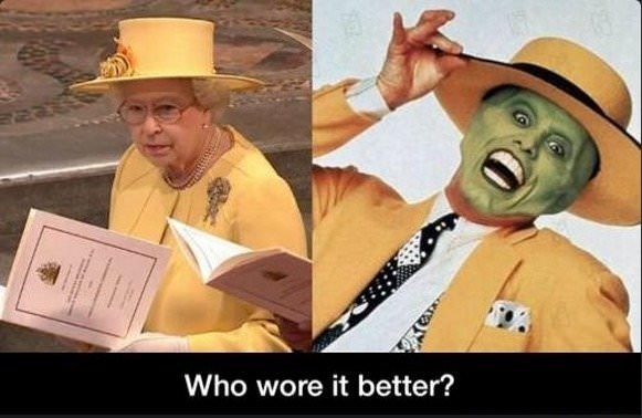 who wore it better - Cartoon - Who wore it better?