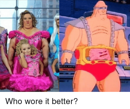 who wore it better - Pink - Who wore it better? 10