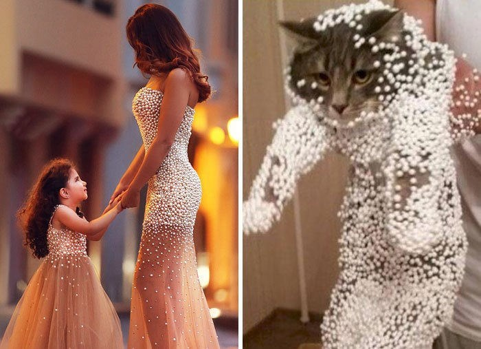 who wore it better - Dress