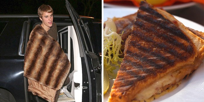 who wore it better - Food