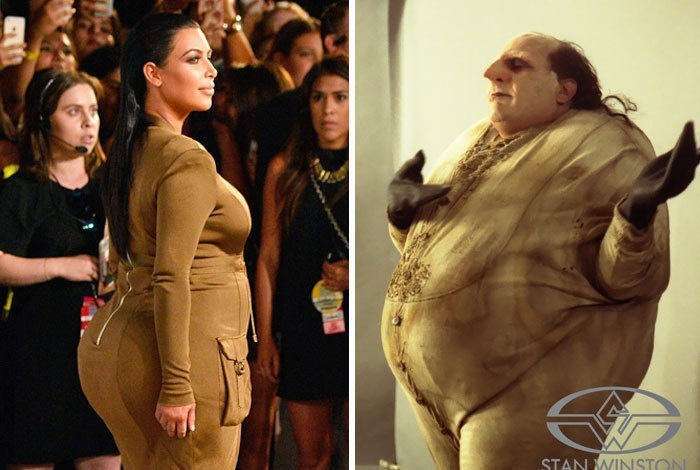 who wore it better - Human - STAN WINSTON