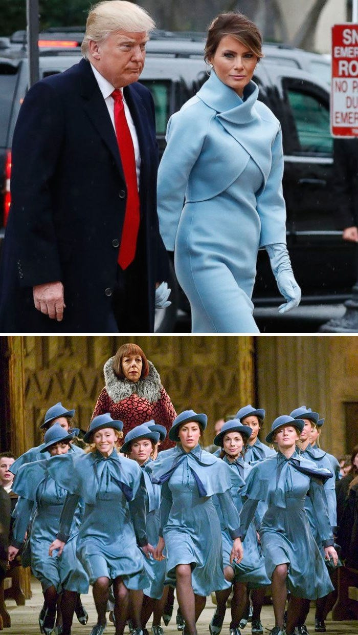 who wore it better - Uniform