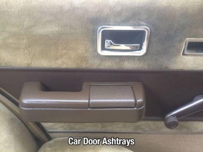 Vehicle - Car Door Ashtrays