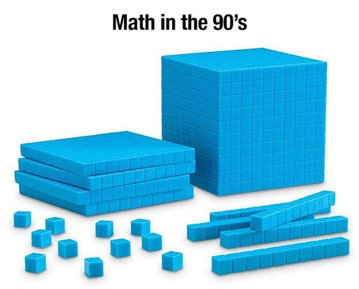 Rectangle - Math in the 90's