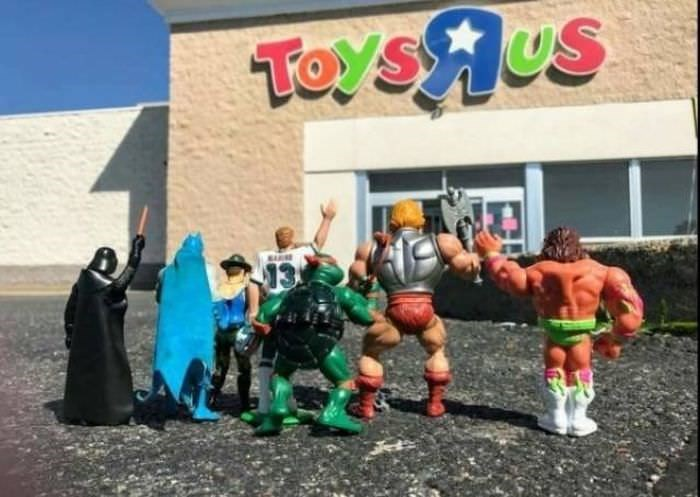 Action figure - ToYS