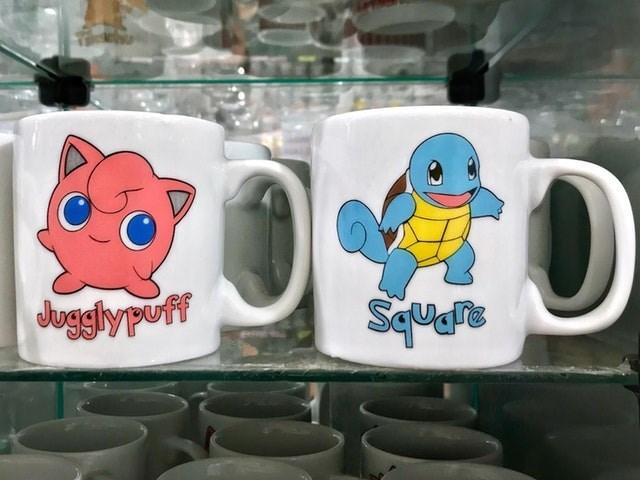 Cartoon - Jugglypuff Squae