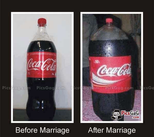 Coca-cola - Coca-Cola 10 CocaCola PicsCag.comPicsGag.com Picsag.com PicsGag.com csGo PicsGaG COM After Marriage Before Marriage