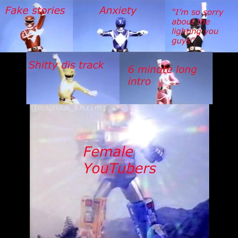 """Fictional character - Fake stories Anxiety """"I'm so sorry about ne lighting you guys Shitty dis track 6 mintte long intro @notorious s.h.rim.p Female YouTubers"""