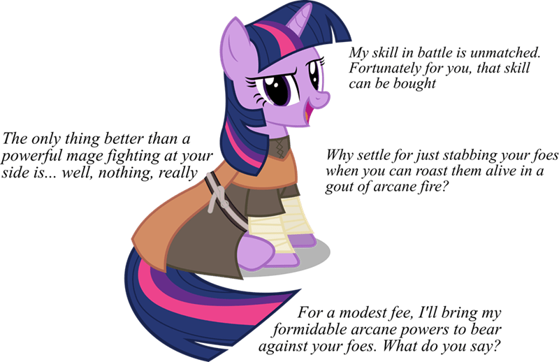 twilight sparkle the elder scrolls ponify Skyrim - 9190049536