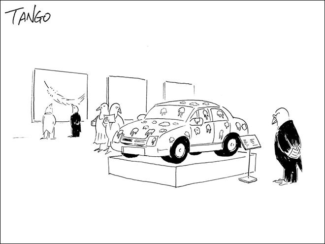 Motor vehicle - TANO