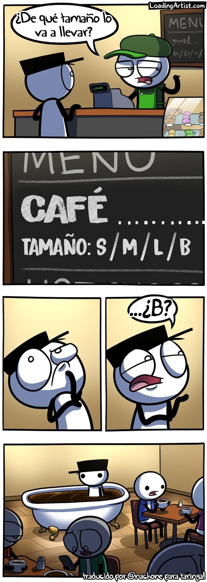 cuando quieres iniciar la manana con cafe