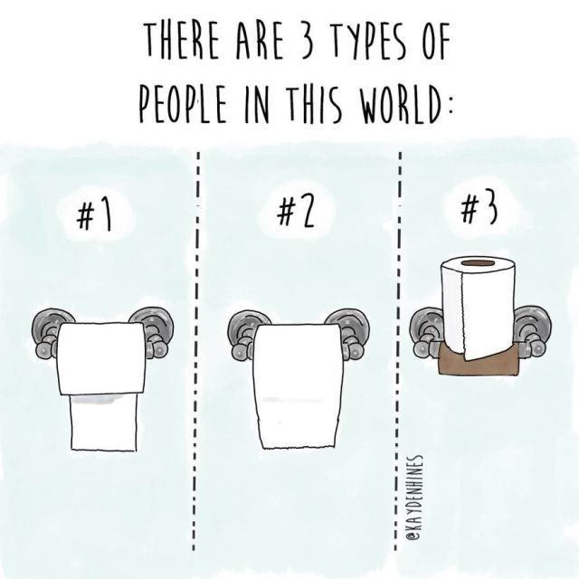 Text - THERE ARE 3 TYPES OF PEOPLE IN THIS WORLD #1 #2 #3 eKAYDENHINES