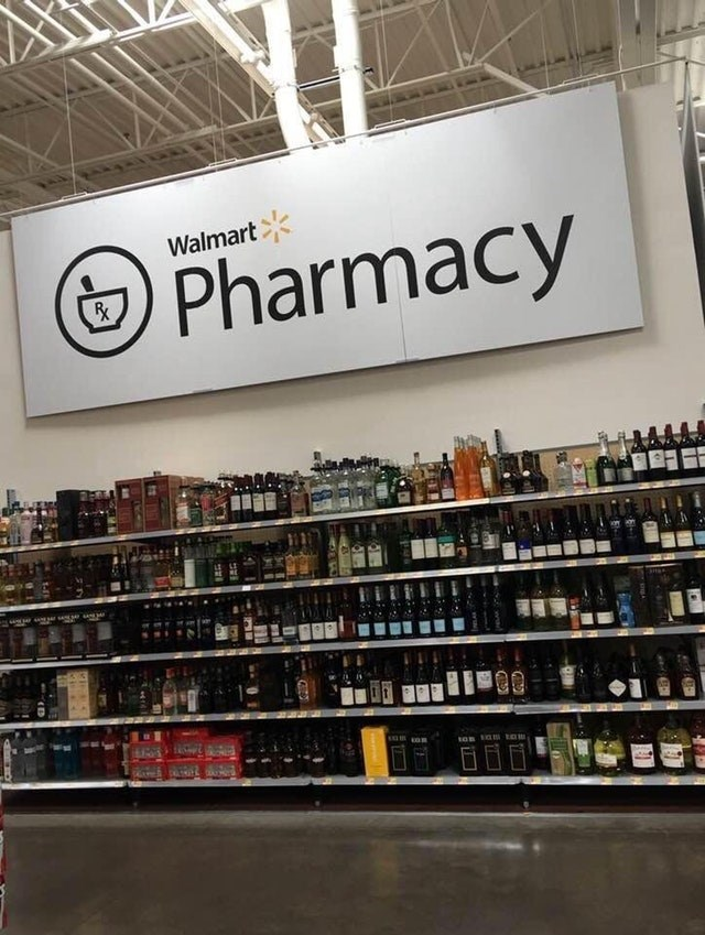 Retail - Walmart Pharmacy